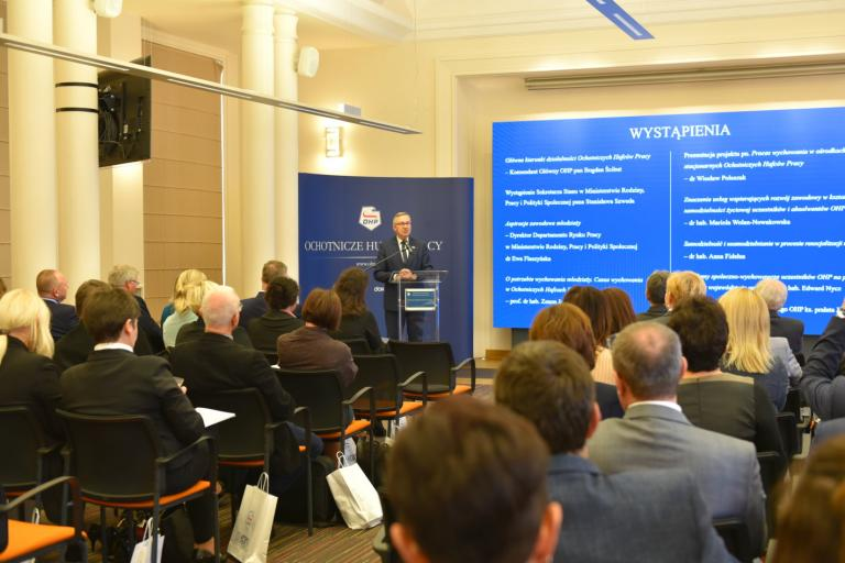Konferencja OHP