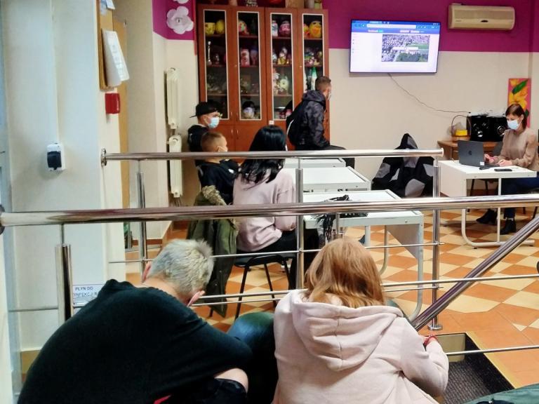 Grajewo: Spotkanie w Ośrodku Kuratorskim w Grajewie