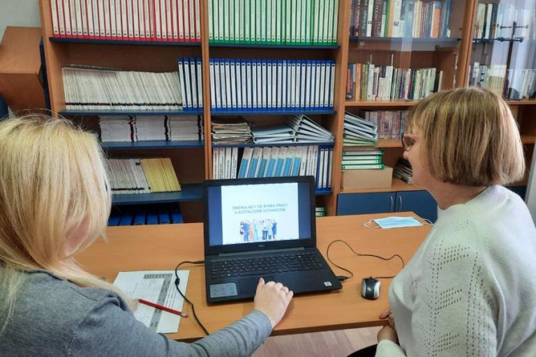 Zajęcia grupowe dla maturzystów Augustowskiego Centrum Edukacyjnego