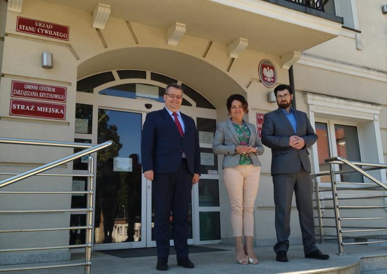 Spotkanie z Burmistrzem Bobolic