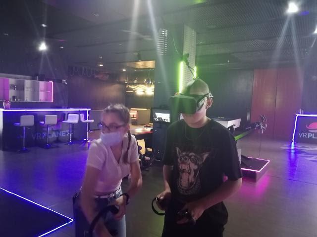 VR Planet - salon wirtualnej rzeczywistości