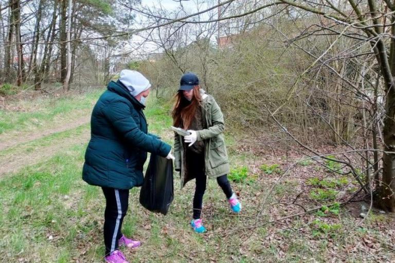 Wasilków: W Światowy Dzień Ziemi robimy porządki w lesie