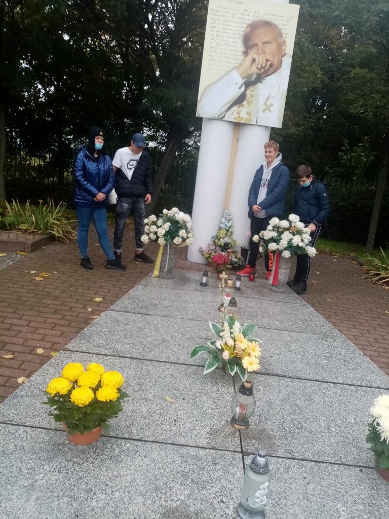"""""""Szukałem was…"""" w Hufcu Pracy w Poznaniu. 43. rocznica wyboru papieża Jana Pawła II"""