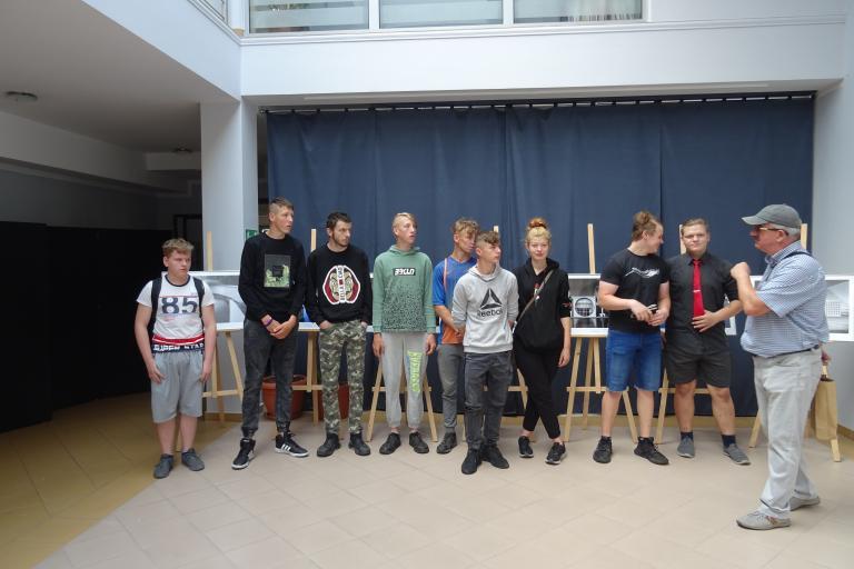 Wakacyjnie w Białogardzie - wystawa fotograficzna Jacek Lenkiewicz Photo