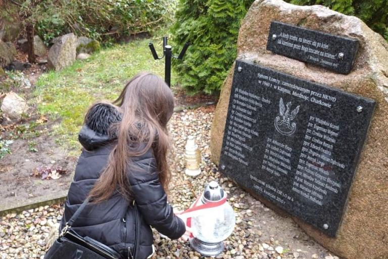 Łomża: Pamiętamy – 81. rocznica Zbrodni Katyńskiej