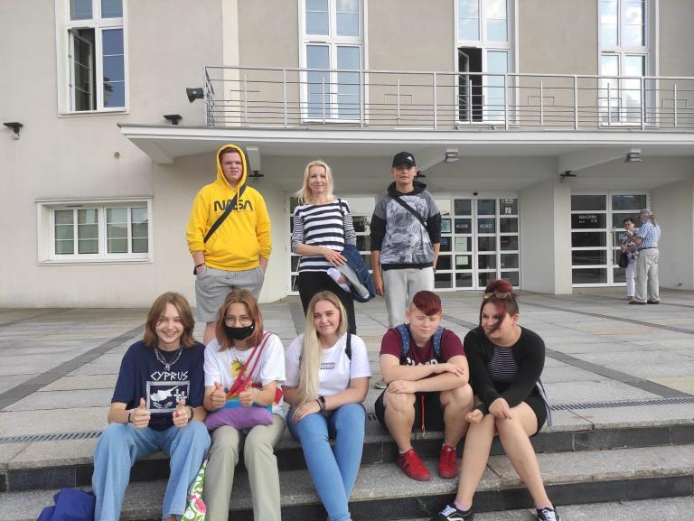 Akcja Lato w Centrum Edukacji i Pracy Młodzieży w Pile