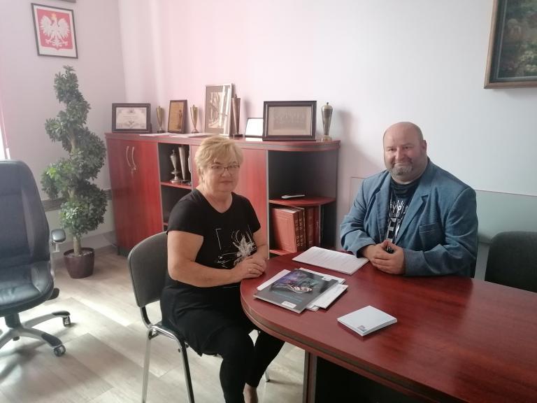 Spotkanie w Związku Rzemieślników Cechowych w Kaliszu