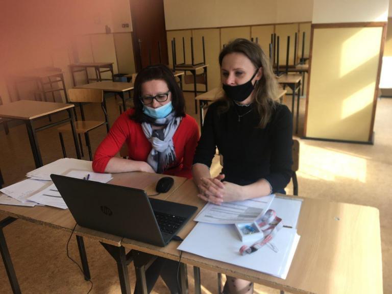 Kraśnik: Zajęcia online o wymaganiach rynku pracy i planowaniu drogi  zawodowej