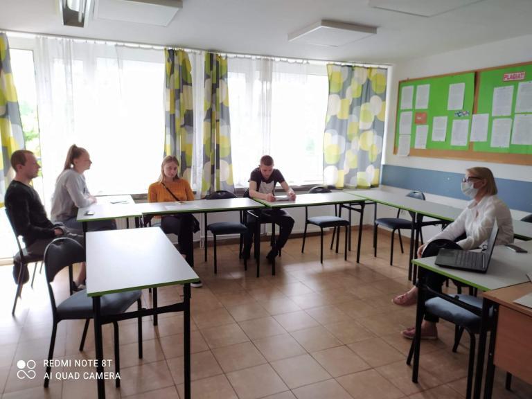 Puławy: Zajęcia z doradztwa zawodowego w Młodzieżowym Ośrodku Socjoterapii