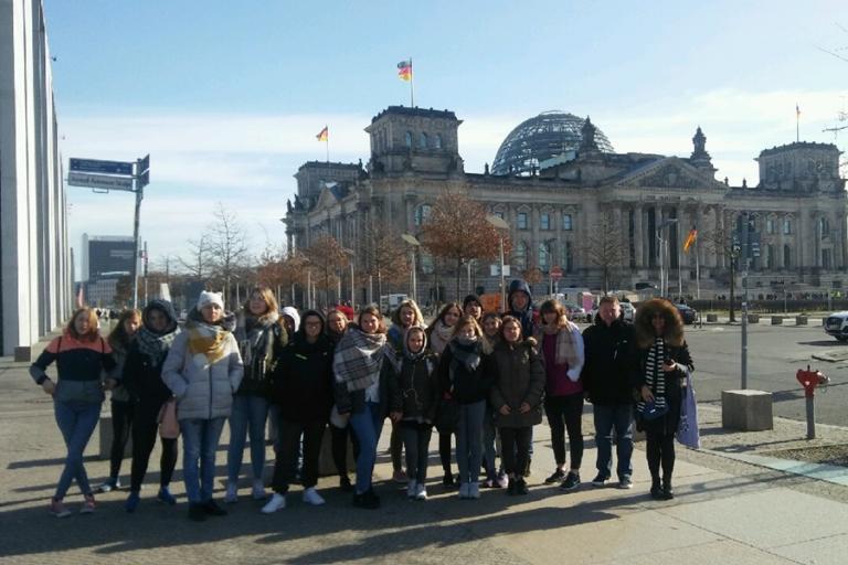Młodzi cukiernicy i kucharze z Podlasia na półmetku stażu zawodowego w Niemczech