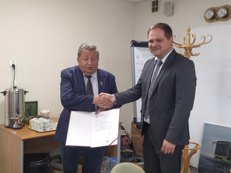 Gmina Police i OHP – współpraca na solidnych fundamentach!