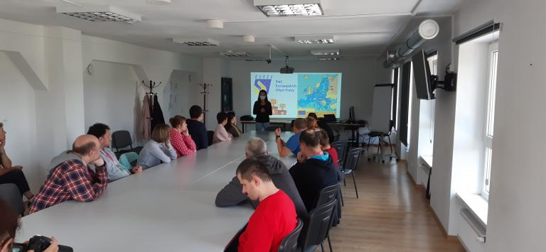Praca w Europie – spotkanie w Bielsku-Białej