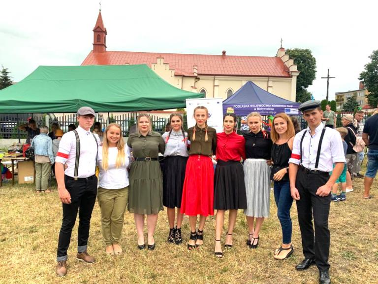 Kolno: Festiwal Kulturalne Barwy Podlasia