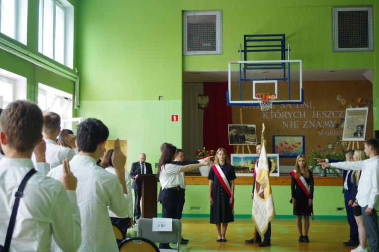 Uroczyste zakończenie roku szkolnego w Lublinie