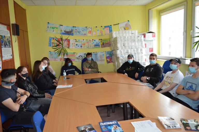 Lublin: Spotkanie z pośrednikami pracy OHP