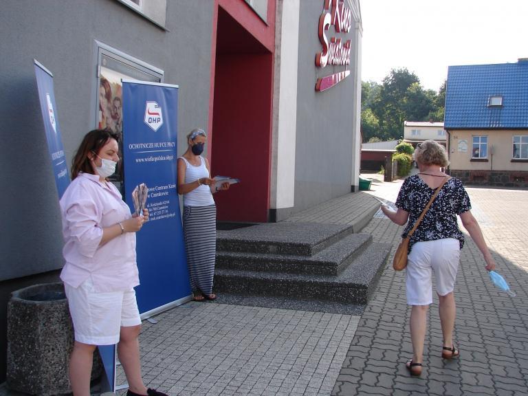 Promocja i rekrutacja w HP oraz MCK w Czarnkowie