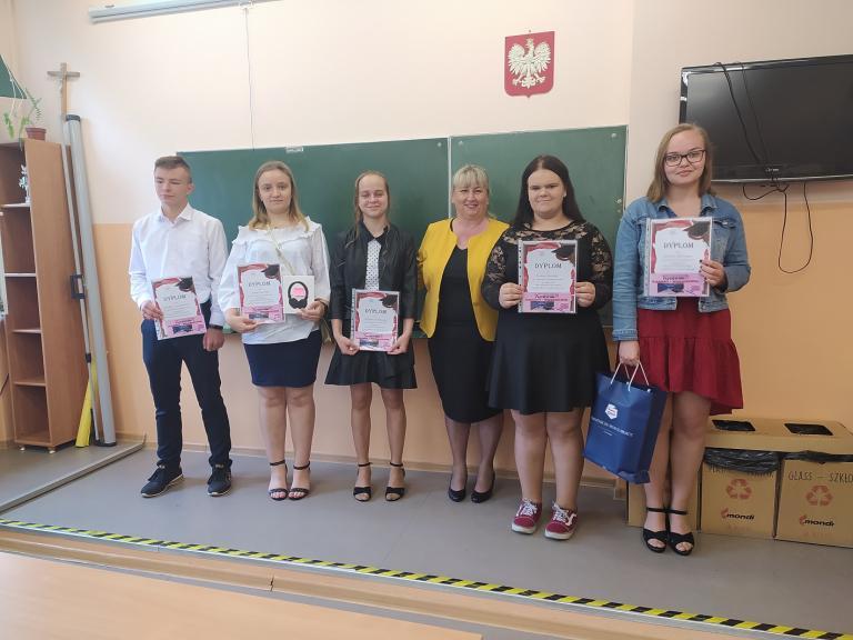 Sukces uczestniczki Hufca Pracy w Krotoszynie w wojewódzkim konkursie