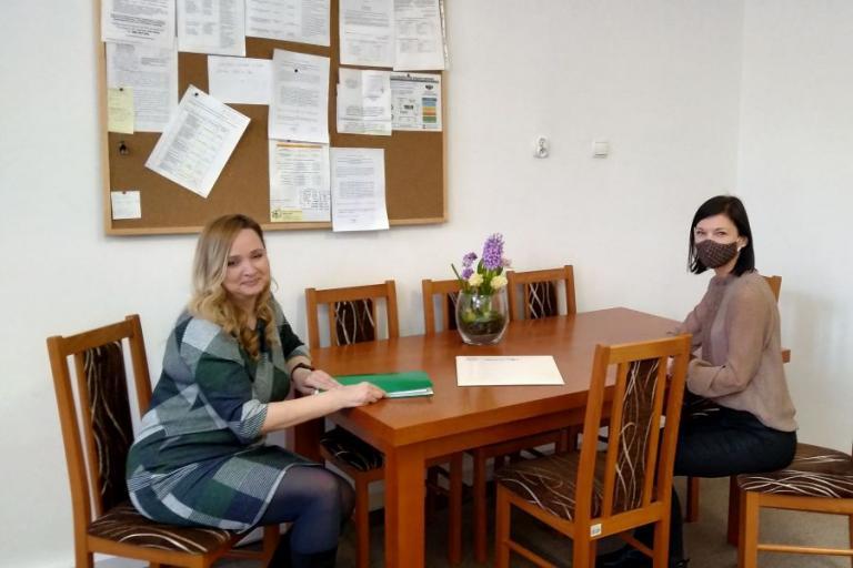 Grajewo: Współpraca Hufca Pracy z Zespołem Kuratorskiej Służby Sądowej Sądu Rejonowego