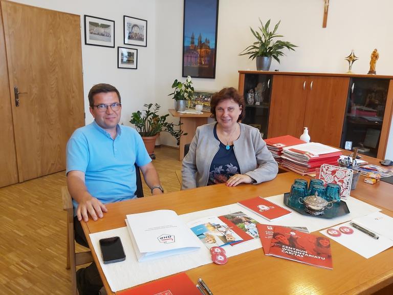 Wspólne działania rekrutacyjne w HP i CEiPM w Poznaniu