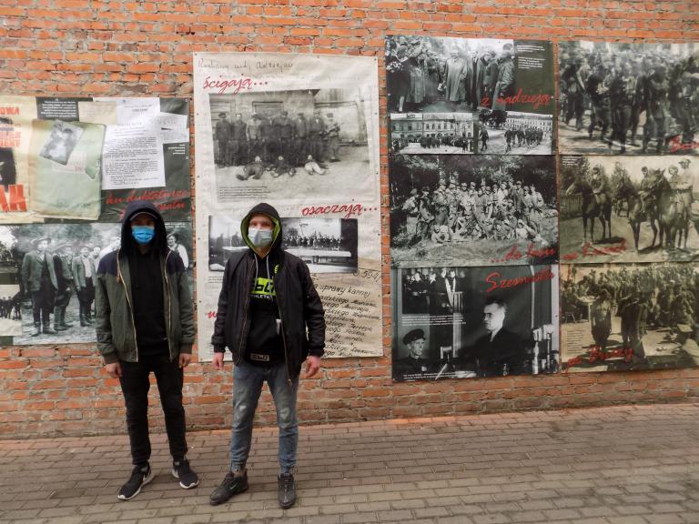 Narodowy Dzień Pamięci Żołnierzy Wyklętych w Tomaszowie Lub.