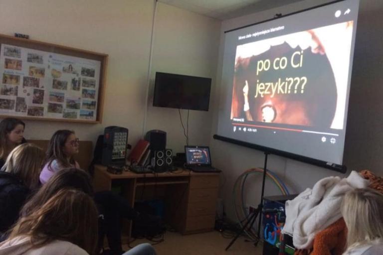 Kolno: Kurs językowy i zajęcia pedagogiczne dla wyjeżdżających na staż zawodowy
