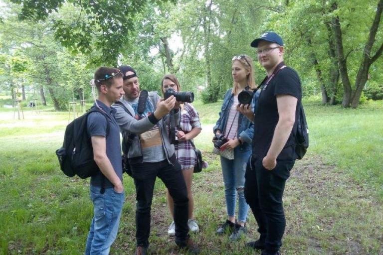 Białystok: Zakończenie warsztatów fotograficznych
