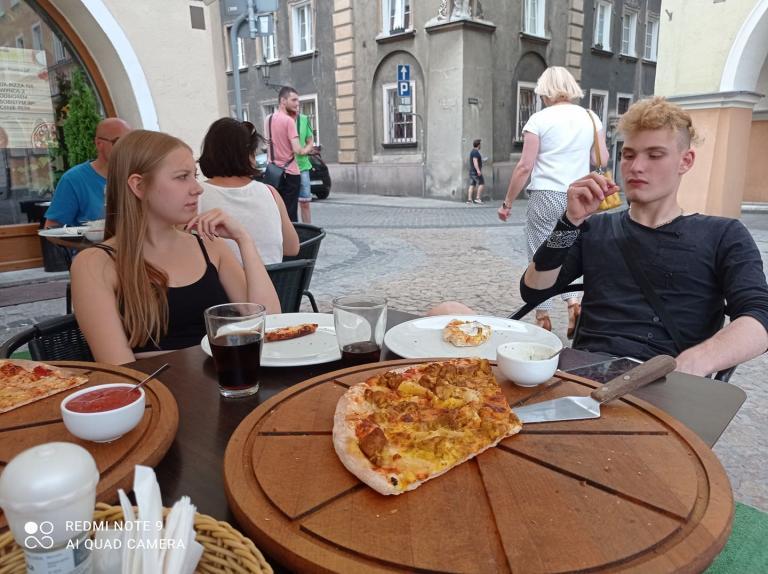 Spotkanie z Absolwentami Hufca Pracy w Gliwicach