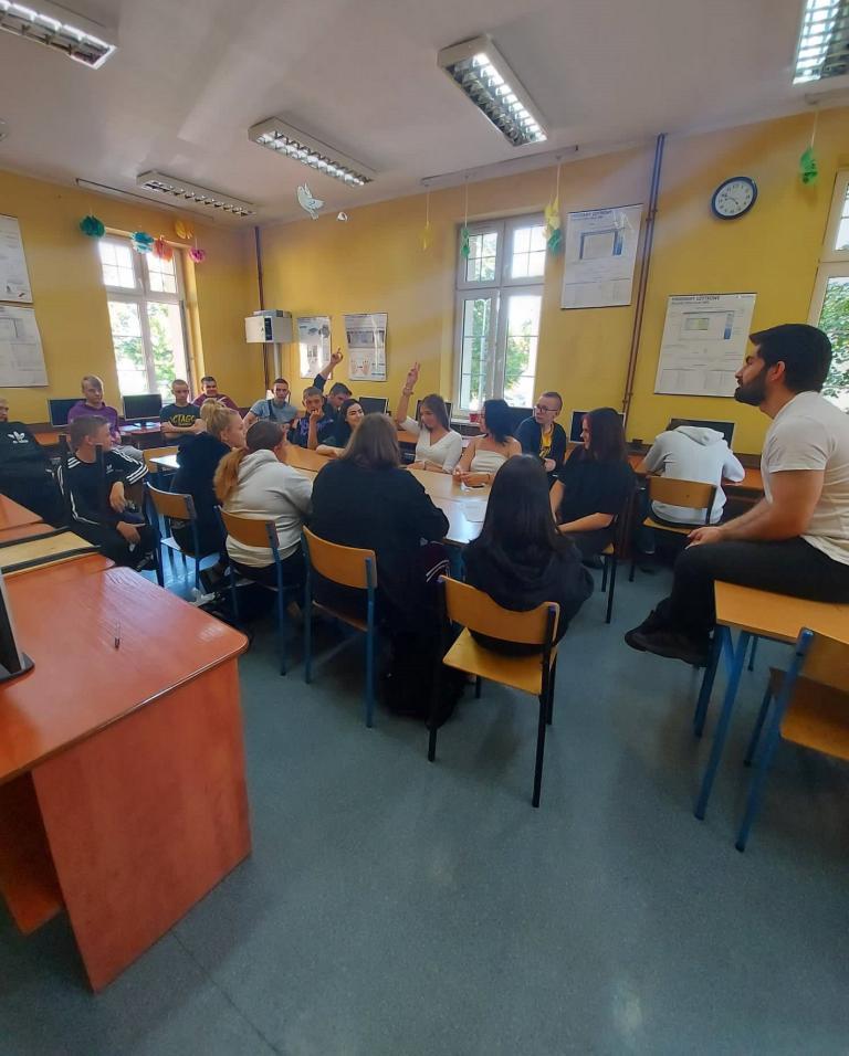 Zajęcia integracyjno-adaptacyjne w Pleszewie
