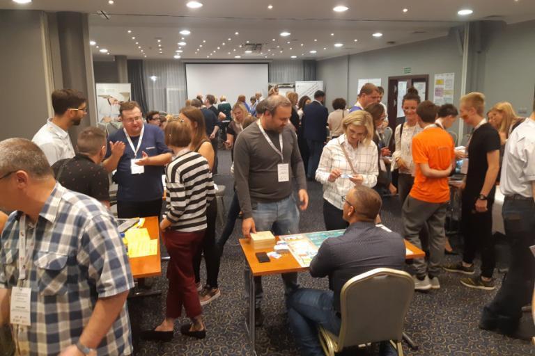 Spotkanie ewaluacyjne zakończonych projektów międzynarodowych