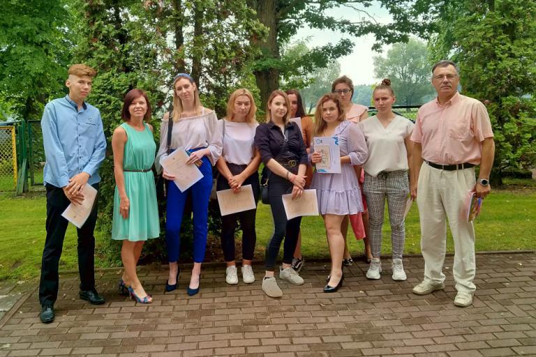 Grajewo: Uroczyste zakończenie roku szkolnego w Wojewodzinie