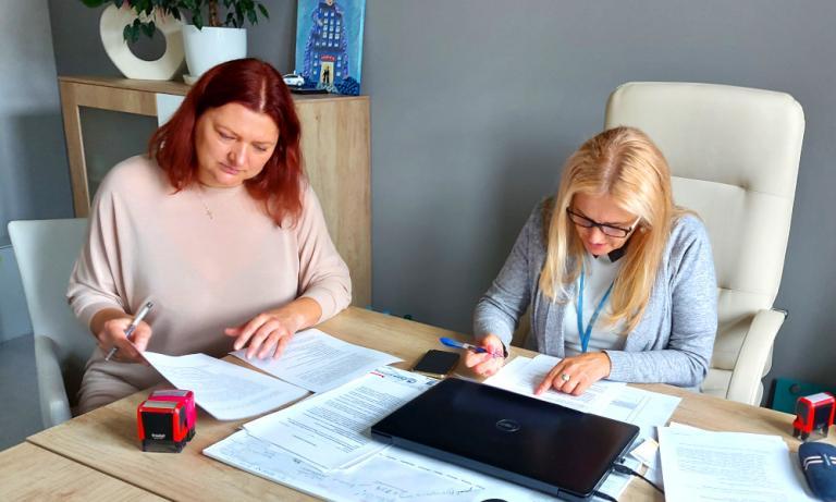 Łomża – Porozumienie o współpracy z Ośrodkiem Opieki Psychologicznej