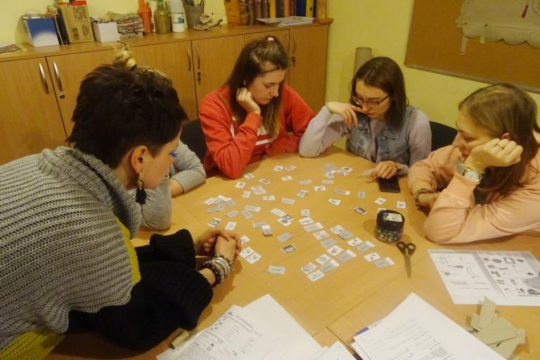 Białystok: Przygotowania do staży zawodowych