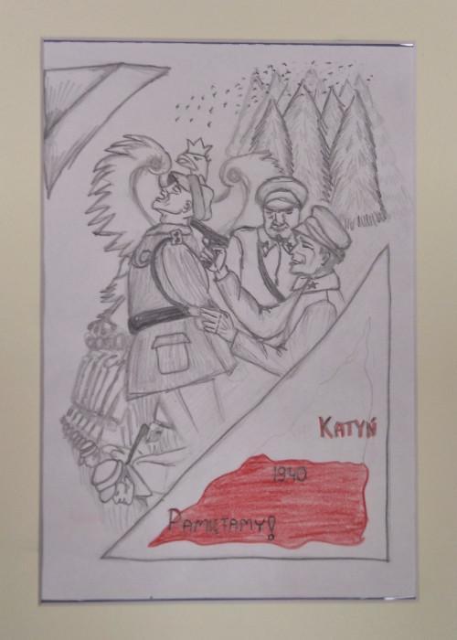 """Łomża: """"Polskie serce pękło. Katyń 1940"""""""