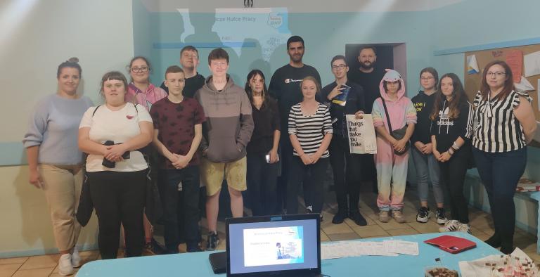 Warsztaty europejskie dla młodzieży Częstochowie