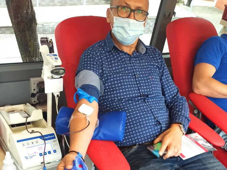 Augustów: Oddajemy krew za Warszawę