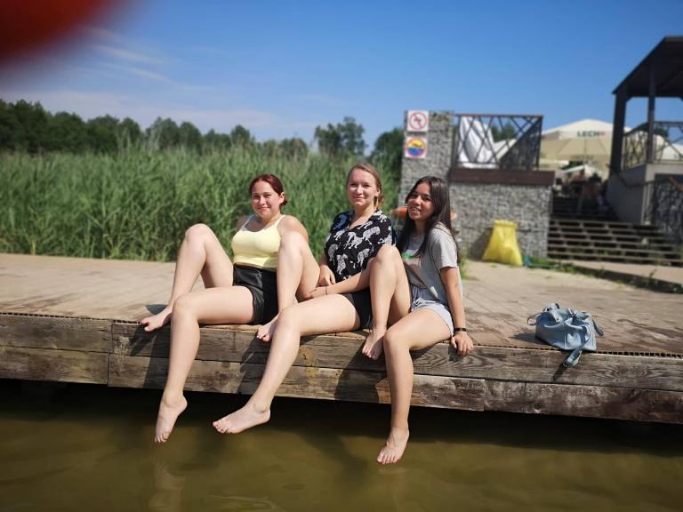 Wycieczka do kręgielni i kąpiel w Bałtyku