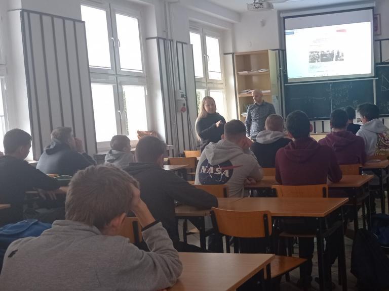 Kolno: Spotkanie upowszechniające rezultaty projektu staży zawodowych