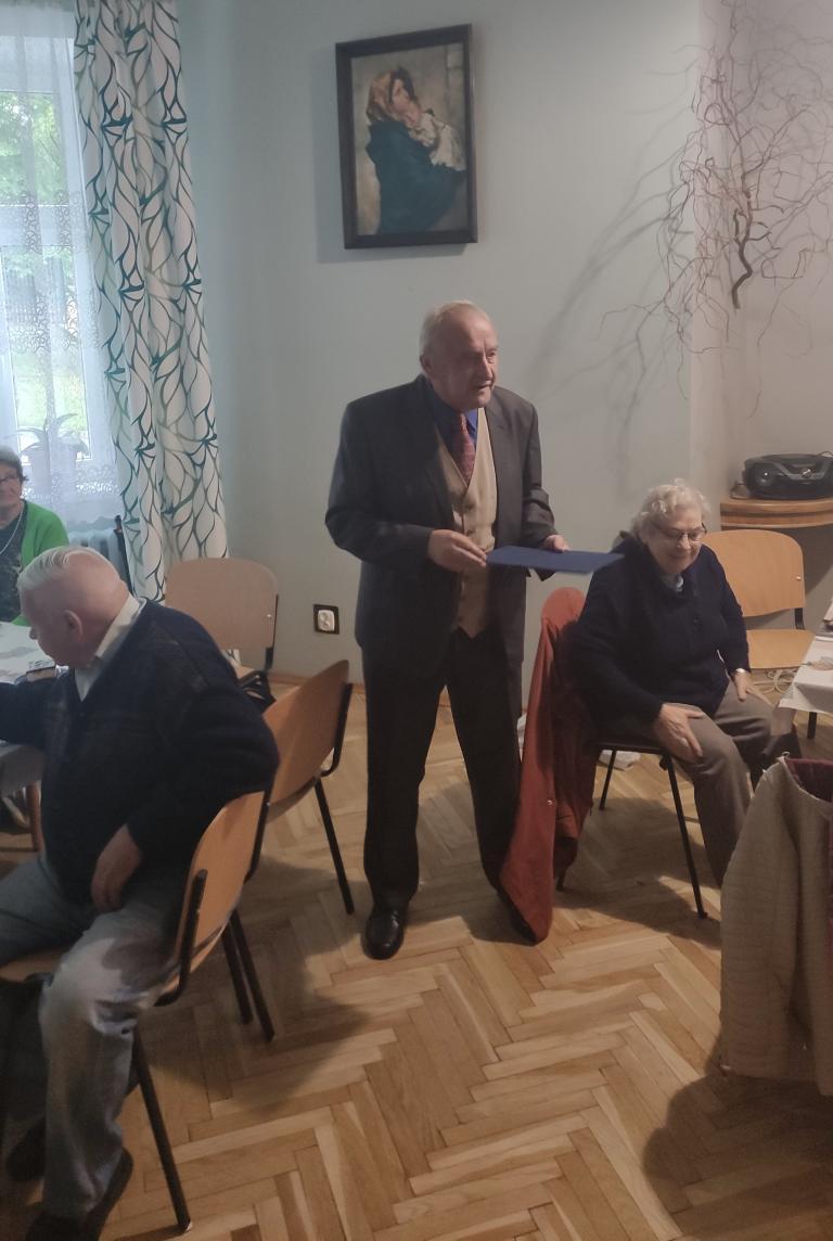 Odwiedziny Seniorów