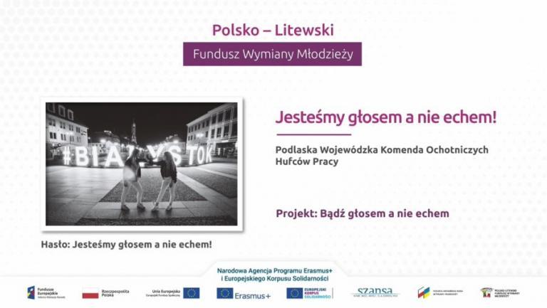Białystok: Podlaskie OHP z sukcesem na Ogólnopolskim Dniu Informacyjnym FRSE 2021